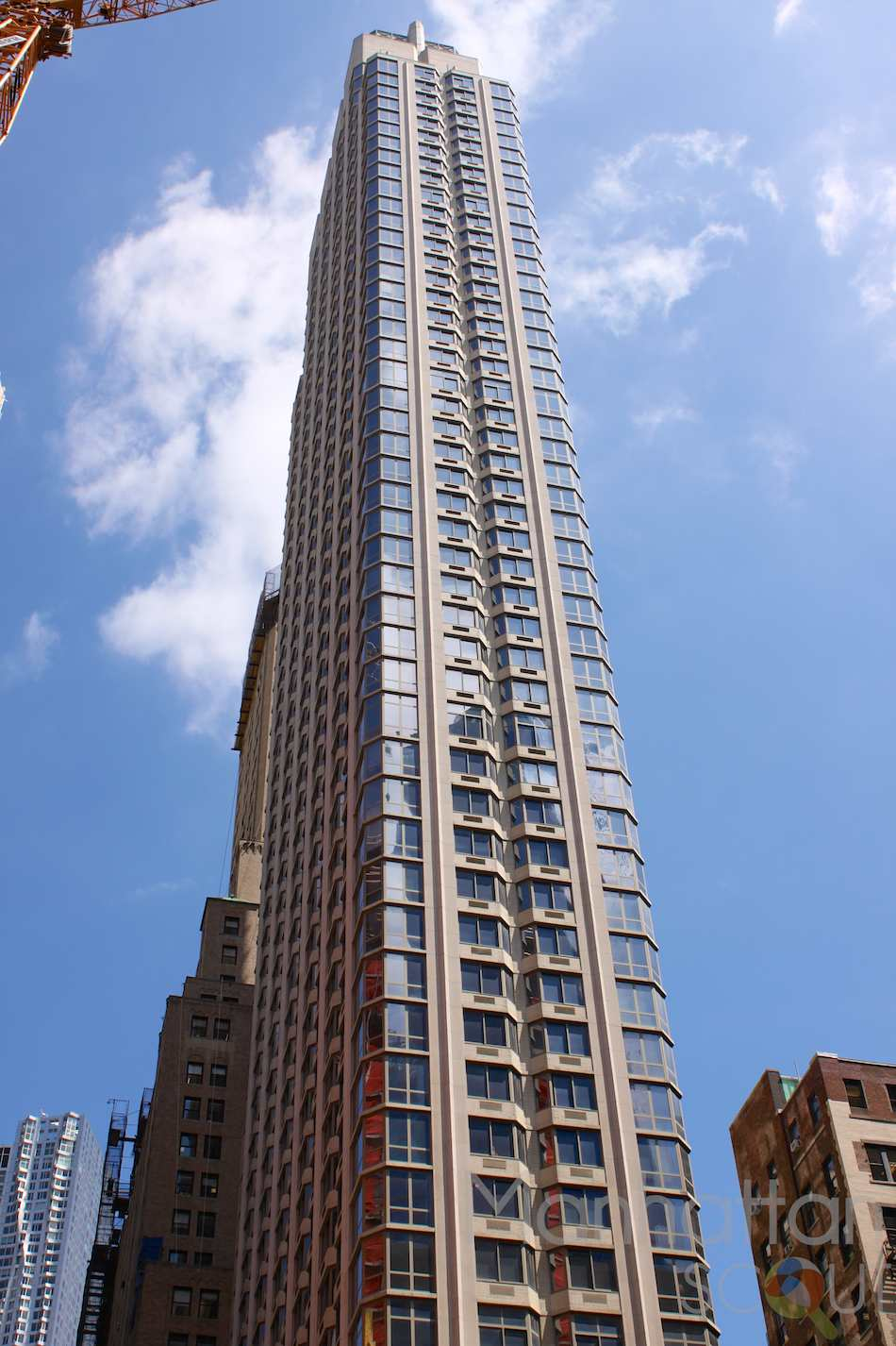 Barclay Tower At 10 Barclay Street In Tribeca Luxury