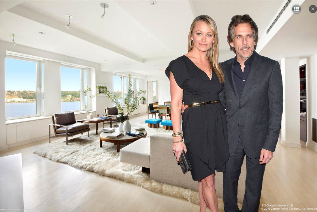 Ben Stiller S Nyc Apartment For 8 995m Finally