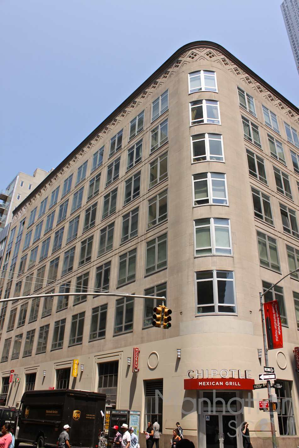 District At 111 Fulton Street In Financial District