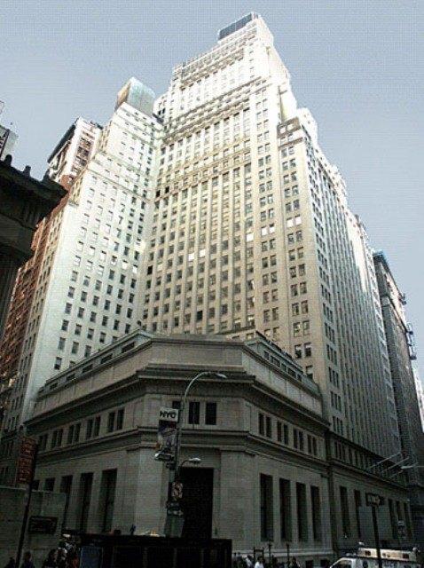 Downtown by Philippe Starck - 15 Broad Street   Manhattan