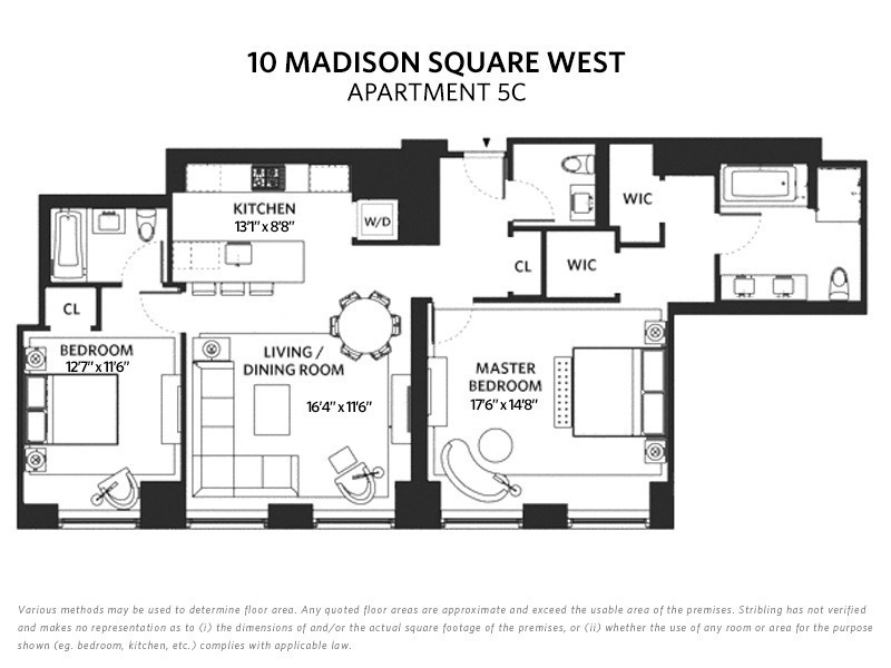 10 madison square west floor plans gurus floor