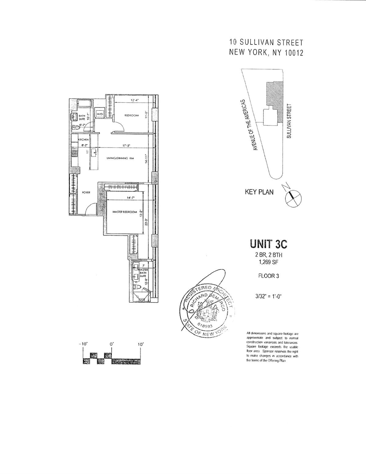 10 sullivan street soho manhattan scout for Sullivan floor plan