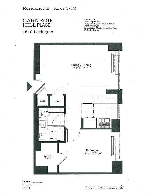 Carnegie Hill Place 1510 Lexington Ave Nyc Manhattan