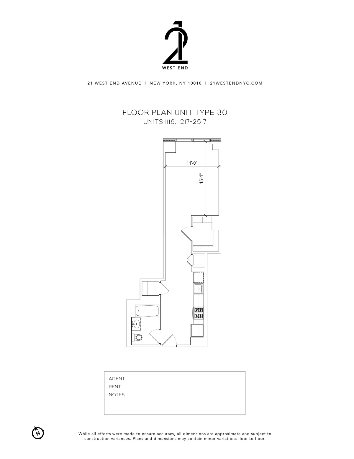 21 West End Avenue In Upper West Side Luxury Apartments