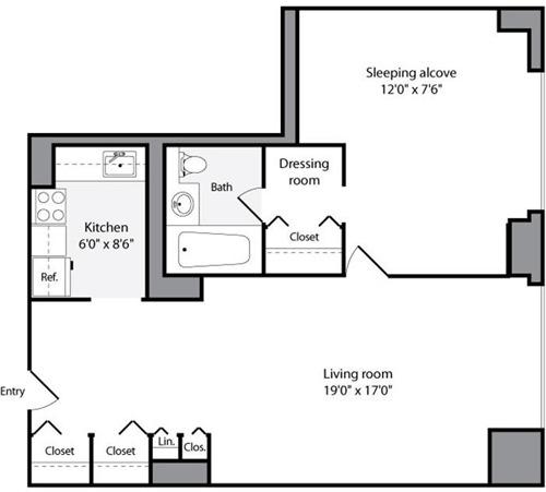 Archstone Apartments: Archstone Murray Hill - 245 East 40th Street