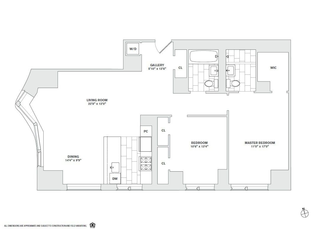 New york by gehry 8 spruce st apartments manhattan scout - Penthouse ac du square one studio ...