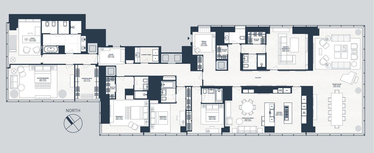 South Park Luxury Apartments