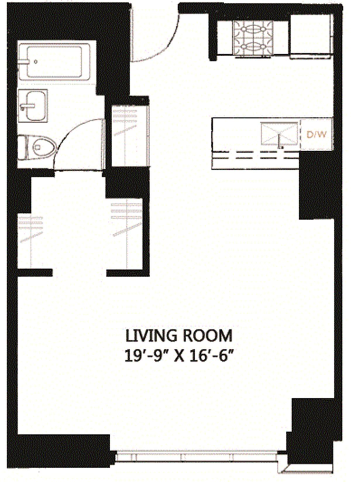 The Orion Condominium Room For Rent