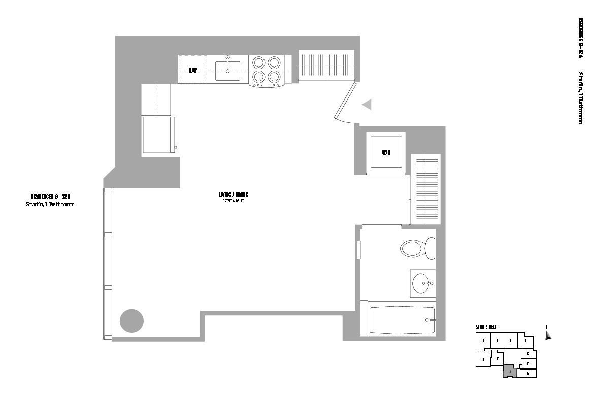 Manhattan apartments floor plans for Continental homes of texas floor plans