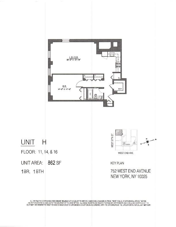 The Paris 752 West End Ave Apartments Manhattan Scout