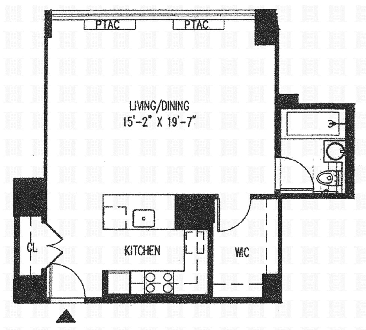 24 Manhattan Apartment Floor Plans The 11 Most: The Sheffield - 322 West 57th St - NYC
