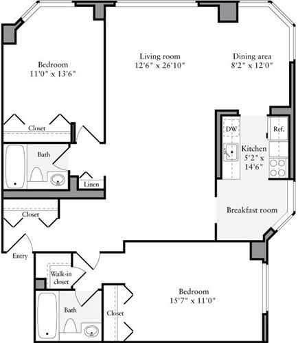 Archstone Apartments: Archstone West 96th - 750 Columbus Ave - NYC