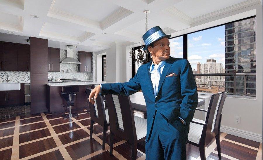 Former Frank Sinatra Apartment Finds Buyer Manhattan News