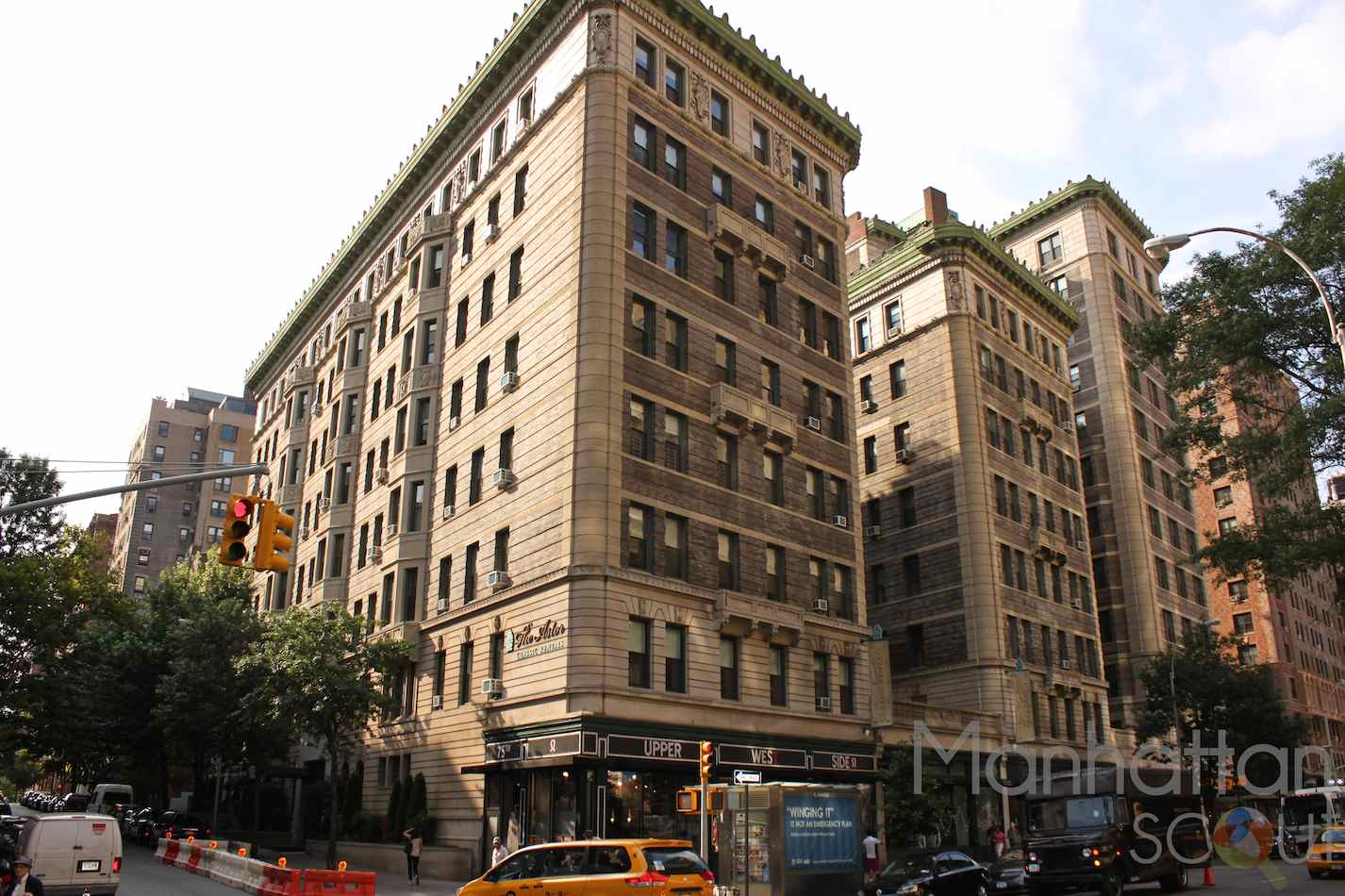 The astor apartments 235 west 75th st manhattan scout for The astor upper west side