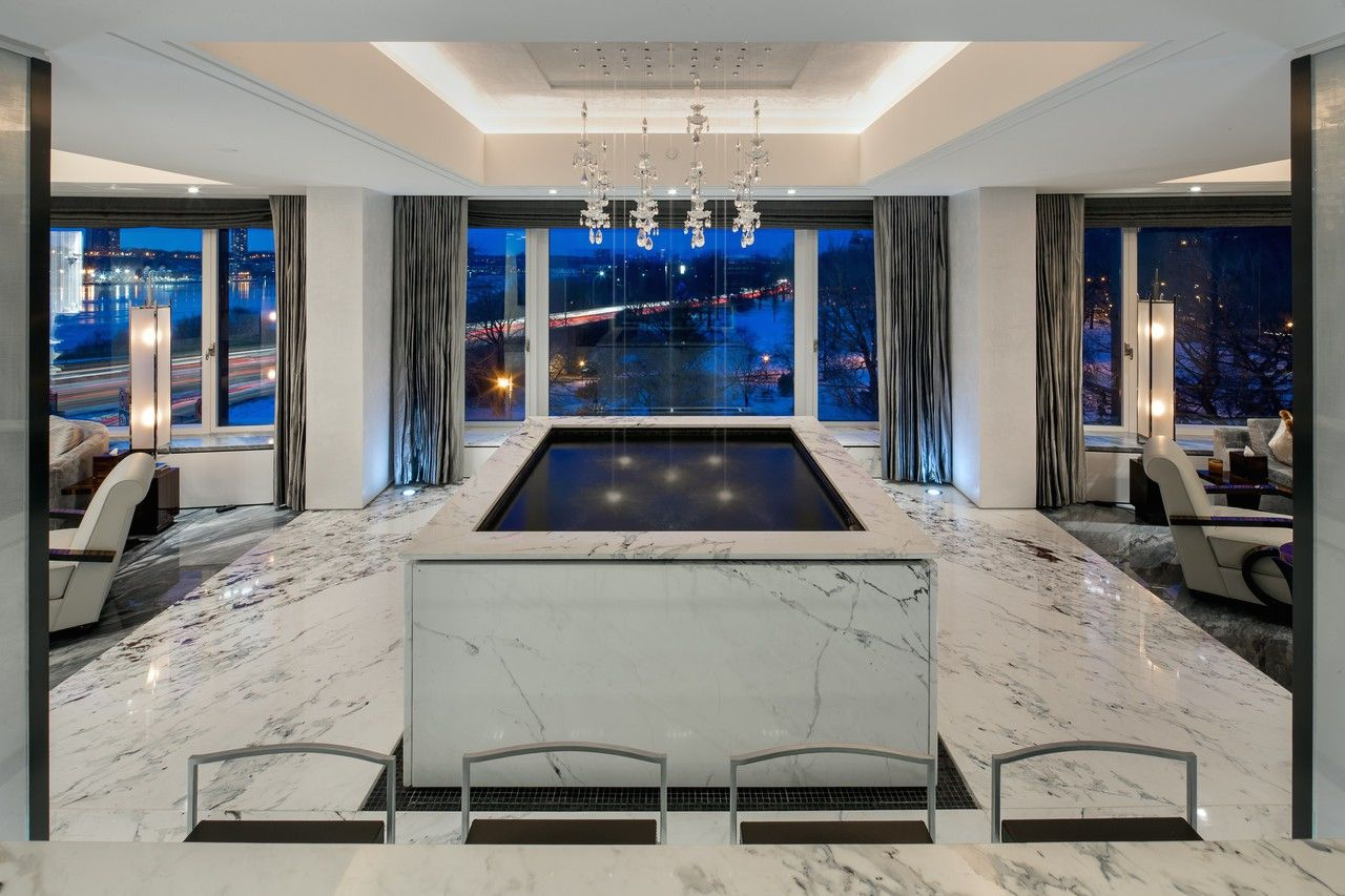 Trump Place Penthouse Hits Market For 48 5m Ny Nesting News