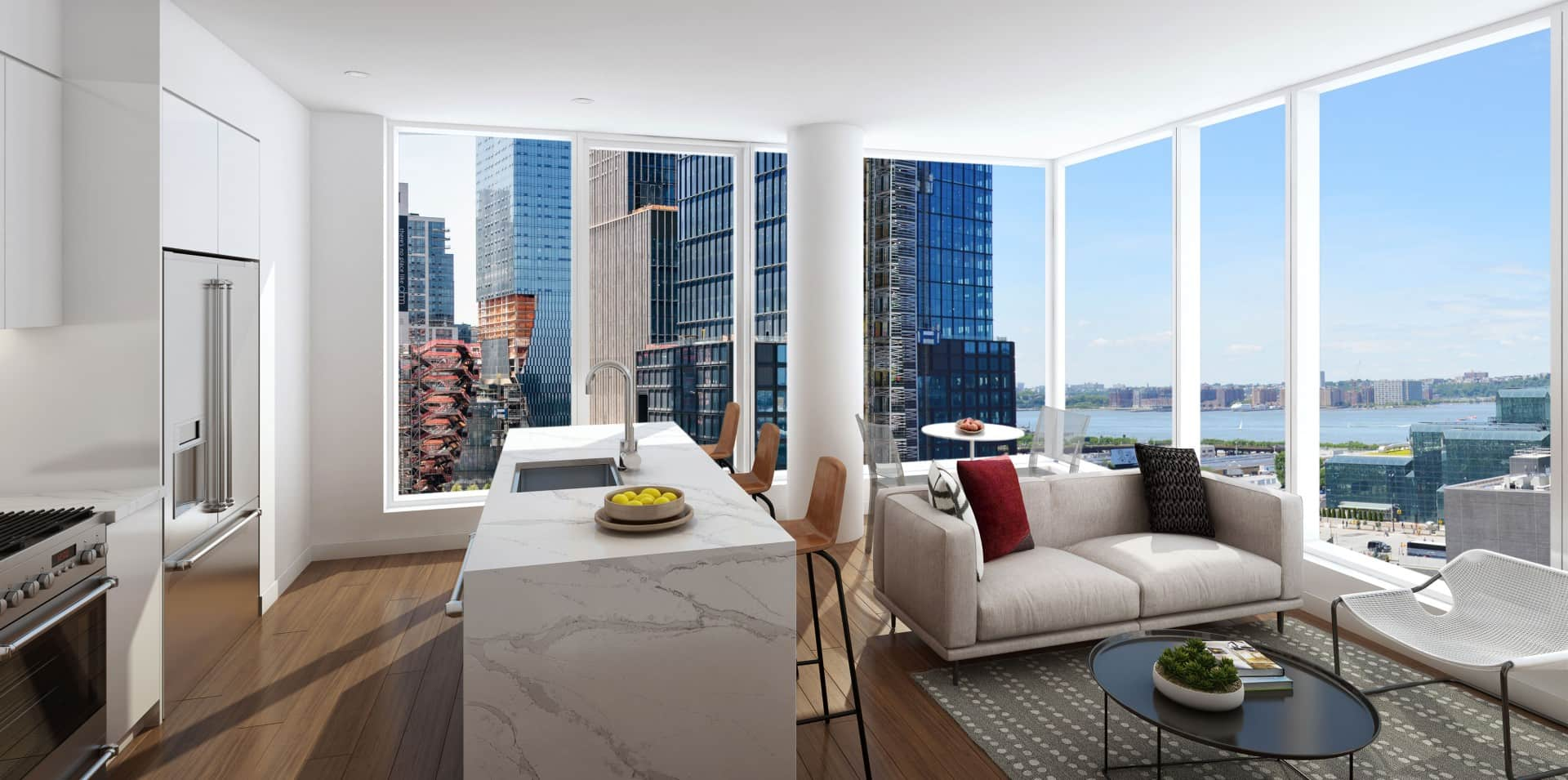 Hudson 36 At 515 West 36th Street In Hudson Yards Luxury