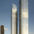 Silver Towers North & South Tower Facade