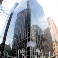 New York Plaza Facade