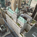 New York Times Building 229 West 43rd Street Condominium