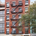 The Winfield Condominium Facade