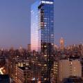 Trump Soho Condominium Hotel Facade