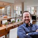 Brent Montgomery and his new UWS Penthouse