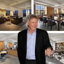 Harrison Ford Sells Penthouse at 206 West 17th Street