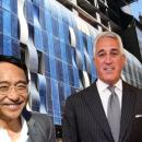 Lawrence Stroll and Silas Chou buy into Manhattan's One57