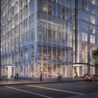 One Hundred East Fifty Third Street luxury condos