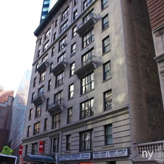 105 West 55th St NYC
