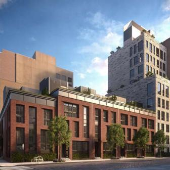 Apartments for sale at 111 Leroy Street in NYC