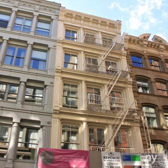 111 Mercer Street NYC