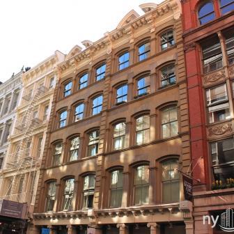 115 Mercer Street Condominium