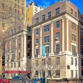 1160 Fifth Avenue Facade