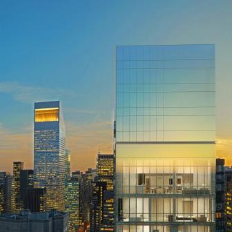 118 East 59th Street luxury condos