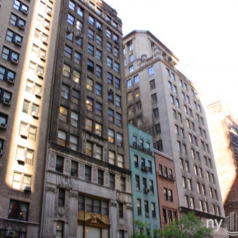 119 West 57th St NYC