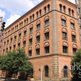 11 Spring Street Pre-war Details Condos