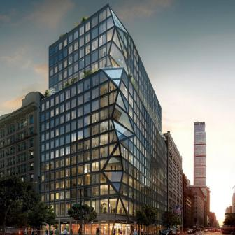 121 East 22nd Street nyc condos
