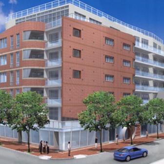 123 Baxter Street Building