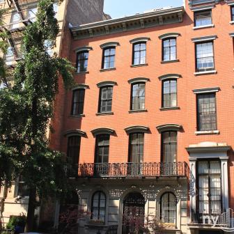 123 East 10th Street in Greenwich Village