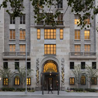 135 East 79th Street Designed by William Sofield