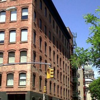 136 Baxter Street Building