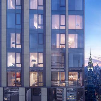 138 East 50th Street luxury condo