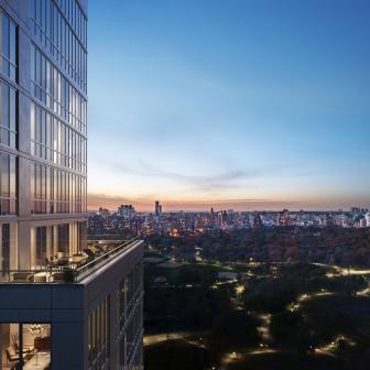 1399 Park Avenue - terrace