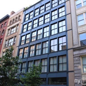 139 Wooster Street New Luxury Development