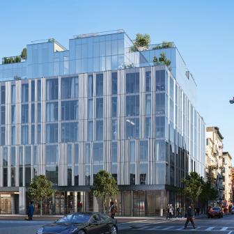 150 Rivington Street luxury condominium