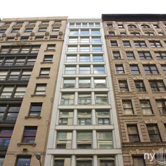 16 West 21st Street Luxury Condominium Property