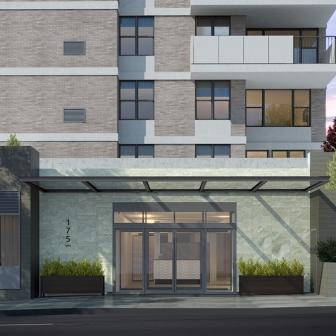 175 West 95th Street developed by Axton