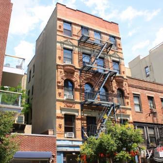 176 Stanton Street Building