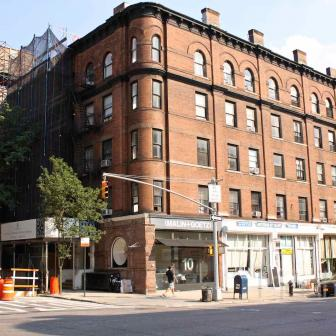 182 West 82nd Street Historic Building